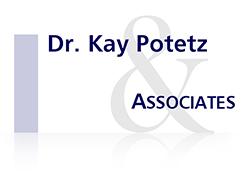 Dr. Kay Potetz Logo